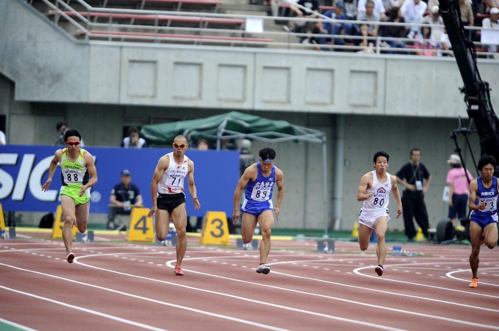 一歩踏み出す、諦めない気持ちはスポーツ競技と同じ